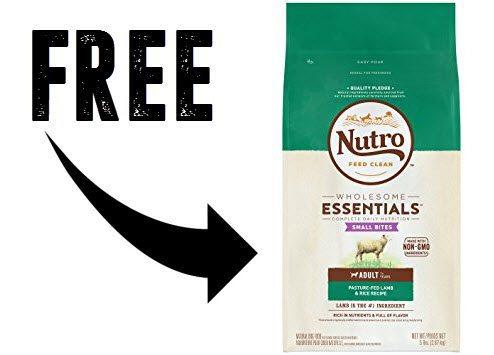 FREE Bag of Nutro Dog Food at Petsmart on May 20th