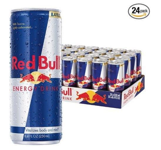 24 Pack of Red Bull Energy Drinks only $27.79 - $1.15 Each