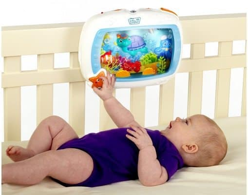 Baby Einstein Sea Dreams Soother $24.29 (Was $48)