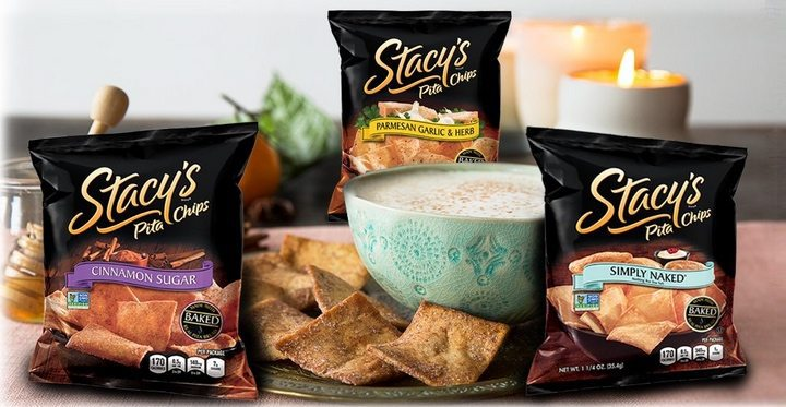Stacy's Pita Chips Variety Pack 24-Pack Only $12.30 Shipped **51¢ per bag**