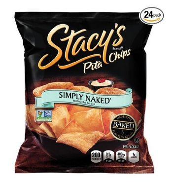 Stacy's Pita Chips $11.17 Shipped **Only 47¢ Per Bag**
