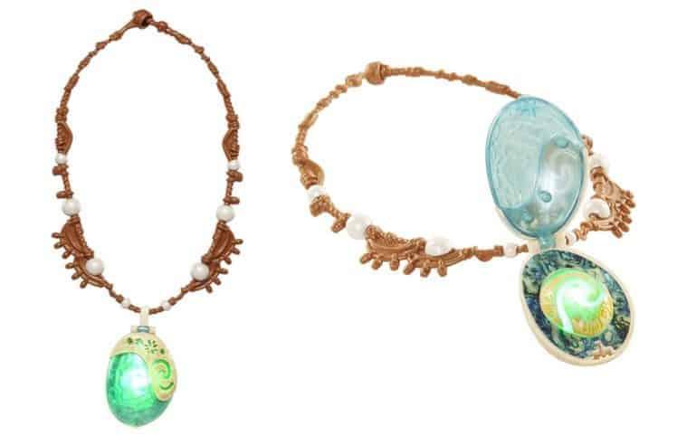 Disney Moana's Magical Seashell Necklace $9.99