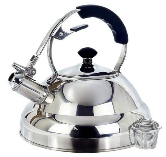 Willow & Everett Whistling Tea Kettle $31.99 (Was $90) **Today Only**