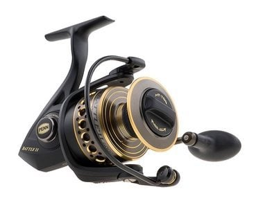 Up to 40% Off Penn Battle II Spinning Fishing Reel **Today Only**