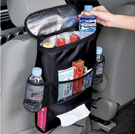Autoark Car Seat Back Organizer $9.99 (Was $30)