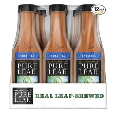 Pure Leaf Sweet Tea 12-Pack $6.58 Shipped (Only 55¢ per bottle)