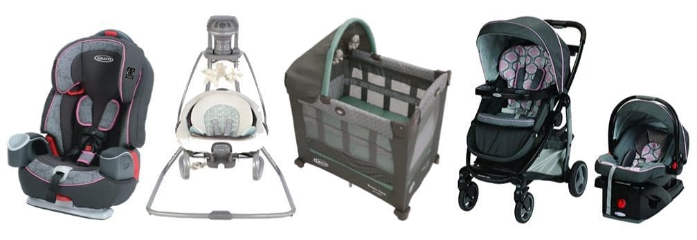 Up to 52% Off Graco Car Seats, Strollers, & Gear **Today Only**