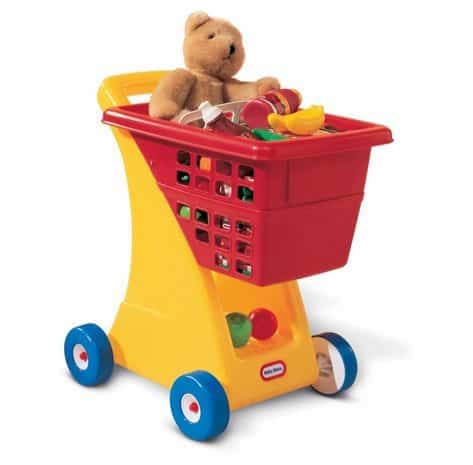 Little Tikes Shopping Cart Only $13.67 (Was $34.98)