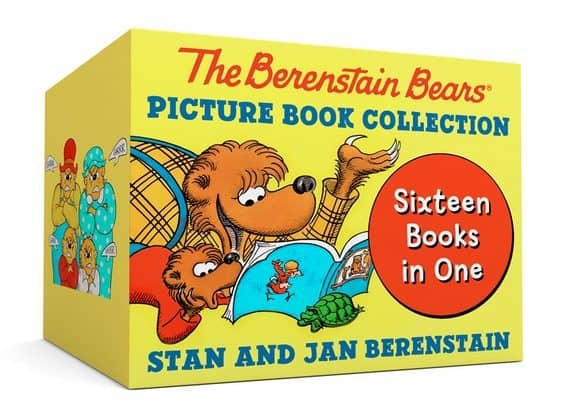 The Berenstain Bears Picture Book Collection: Sixteen Kindle Books in One Only $3.99 (Was $48)