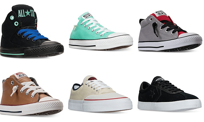 Converse Chuck Taylor Casual Sneakers from $22.48