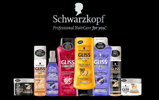 FREE Schwartzkopf Gliss Product After Mail in Rebate ($7.99 Value)