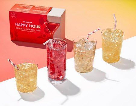 FREE Teavana Handcrafted Iced Tea Beverage