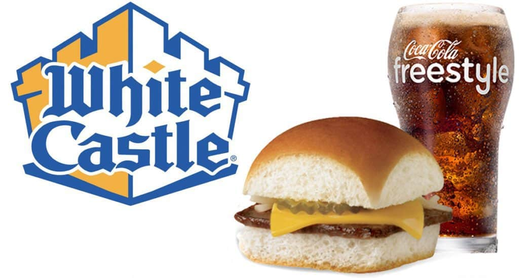 White Castle: FREE Slider & Beverage - No Purchase Necessary!