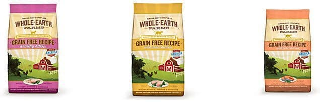 FREE 2.5-lb Bag of Whole Earth Farms Cat Food at Petco **HOT**