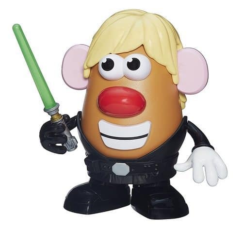 Playskool Mr. Potato Head Luke Frywalker Only $4.29 (Was $13)