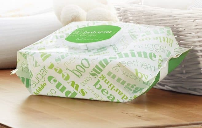 40% Off Amazon Elements Baby Wipes **as low as 1¢ per wipe**