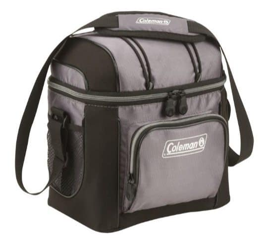 30 Can Hard Liner Cooler ~ Coleman can soft cooler with hard liner only was