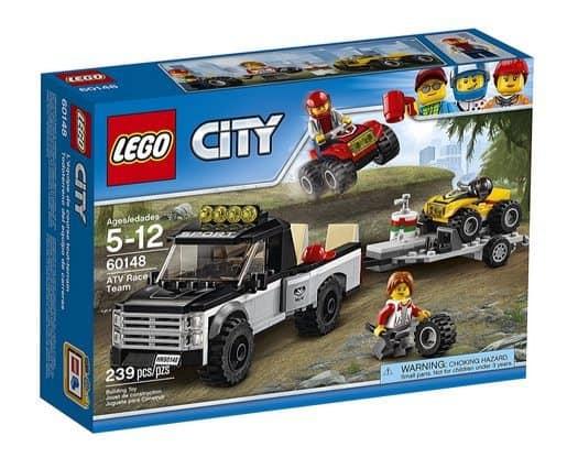 LEGO City ATV Race Team Only $12.79