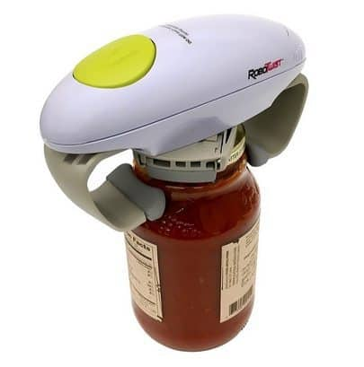 Robotwist Automatic Easy Open Jar Opener $18.50 **Today Only**