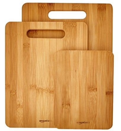 3-Piece Bamboo Cutting Board Set $8.87 **Only $2.96 Each**