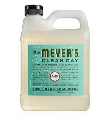 Mrs. Meyers Liquid Hand Soap Refill Only $6.64