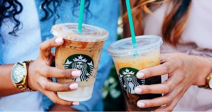 Starbucks: Buy One Grande Iced Espresso Get One FREE