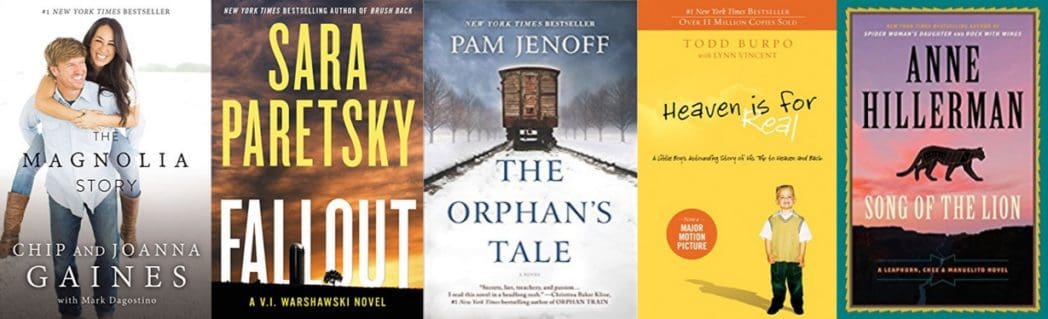Up to 89% Off New York Times Best Sellers **Today Only**