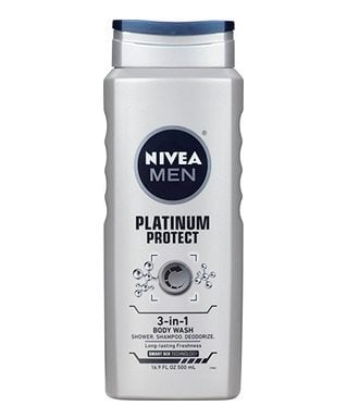 NIVEA Men Platinum Protect 3-in-1 Body Wash $2.97