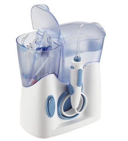 H2ofloss Water Dental Flosser with 12 Multifunctional Tips Only $31.96 (Was $59.95)