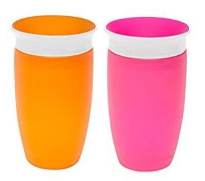 Munchkin Miracle 360 Sippy Cup 2 Pack Only $7.95