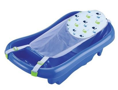 The First Years Sure Comfort Deluxe Newborn To Toddler Tub Only $12.87