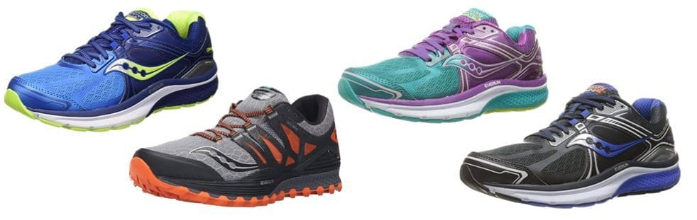 Up to 54% Off Saucony Running Shoes **Today Only**
