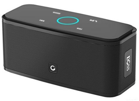 DOSS Touch Wireless Bluetooth Portable Speaker $23.98 (Was $90) **Today Only**