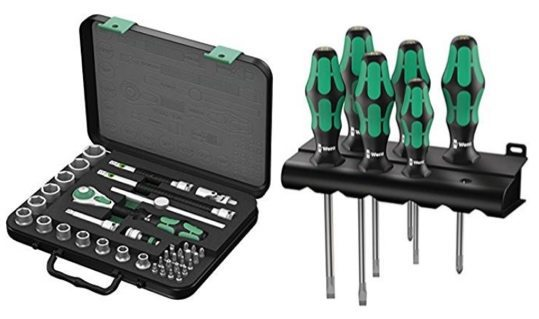 Up to 55% Off Best Selling Wera Tools for Father's Day **Today Only**