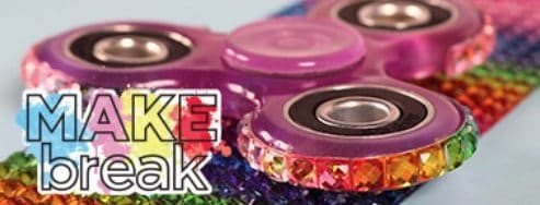 Michael's: Bling Out Spinners & Slime Sunday Classes For Kids