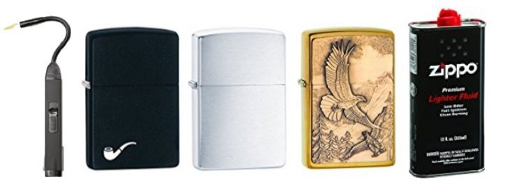 Up to 50% Off Zippo Lighters & More **Today Only**