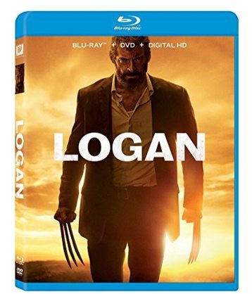 Logan Blu-ray Combo Only $10 (Was $40)