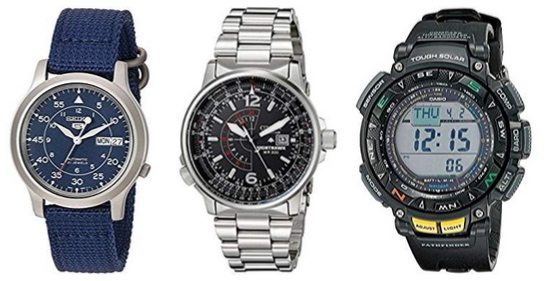 Up to 74% Off Father's Day Watches **Today Only**