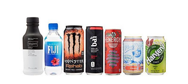 Beverage Sample Box + $9.99 Amazon Credit ONLY $6.97 = Moneymaker!