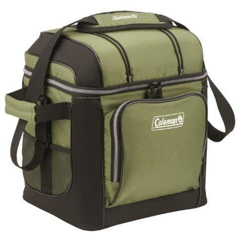 Coleman 30-Can Soft Cooler With Hard Liner $14.20 (Was $35)