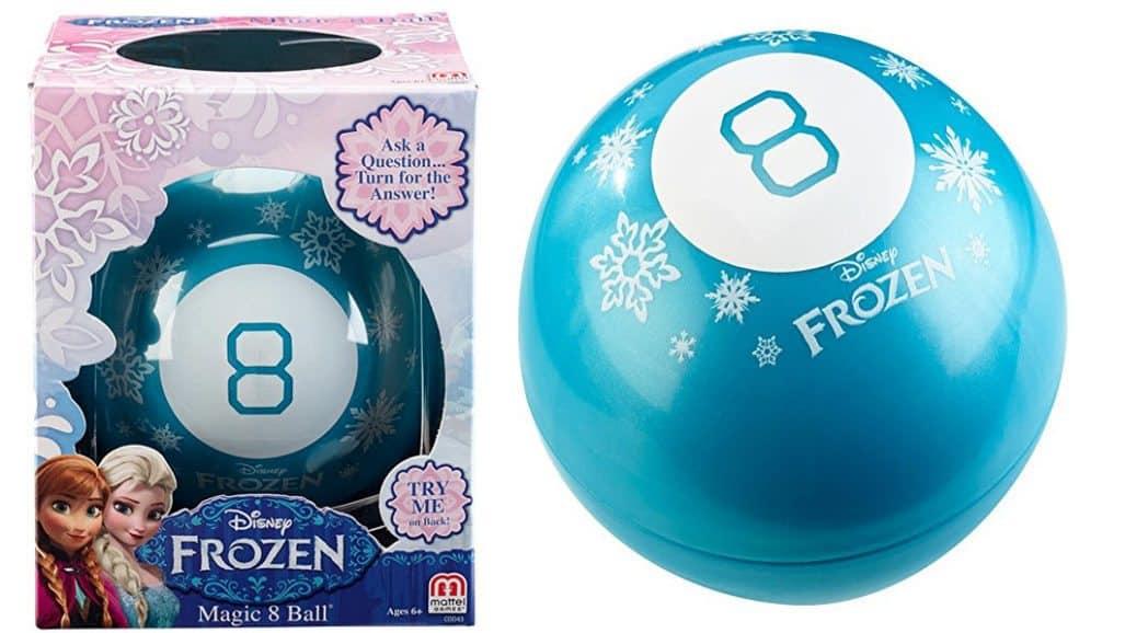 Disney Frozen Magic 8 Ball $4.82