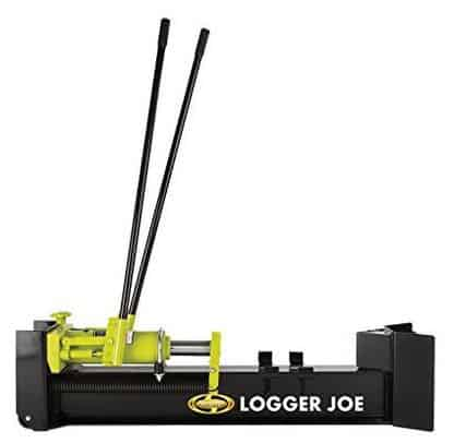 Sun Joe LJ10M Logger Joe 10 Ton Hydraulic Log Splitter $111 (Was $170)
