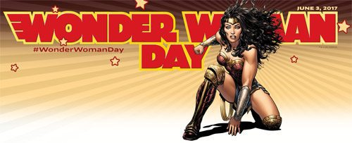 FREE Wonder Woman Comic Book **Today Only**
