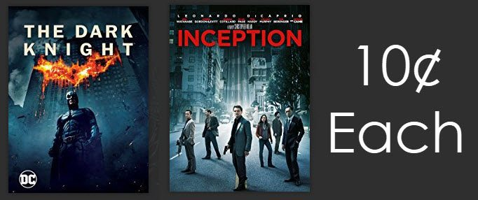 Amazon Instant Video Rental: Select Movies Only $0.10 Each