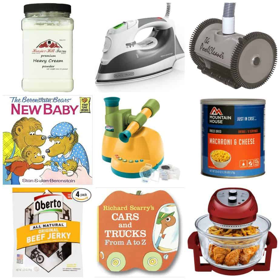 Amazon Deals: Greenworks, Big Boss, DenTek, Black & Decker, Luvs & More!