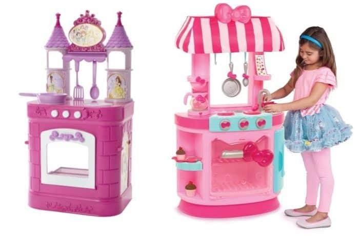Disney Princess Magical Play Kitchen $24.97 (Was $60) • SwagGrabber