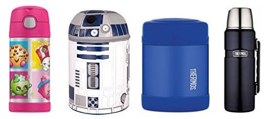 Up to 53% Off Thermos Funtainers and Lunch Kits **Today Only**