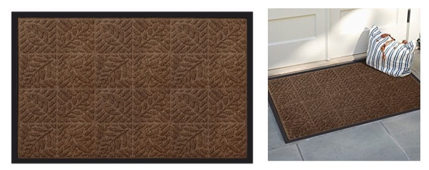 Amagabeli large outdoor door mat only was 50 for Door mats amazon