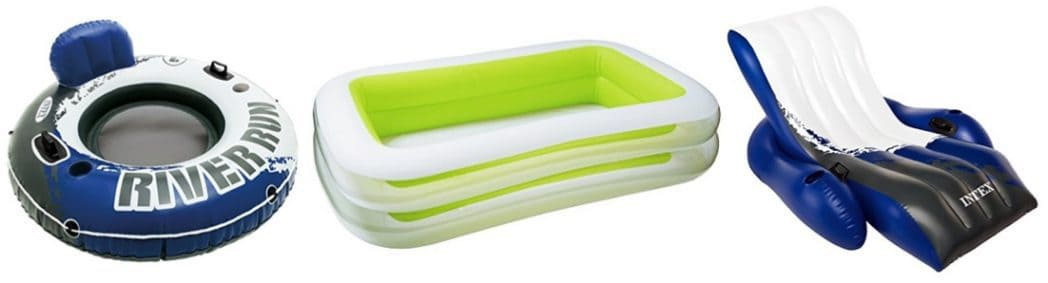 Up to 50% Off Intex Floats **Today Only**