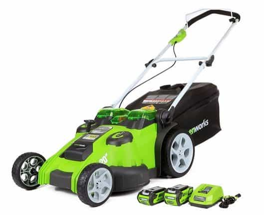 GreenWorks G-MAX 40V Cordless Lawn Mower $259.18 (Was $399) **Today Only**
